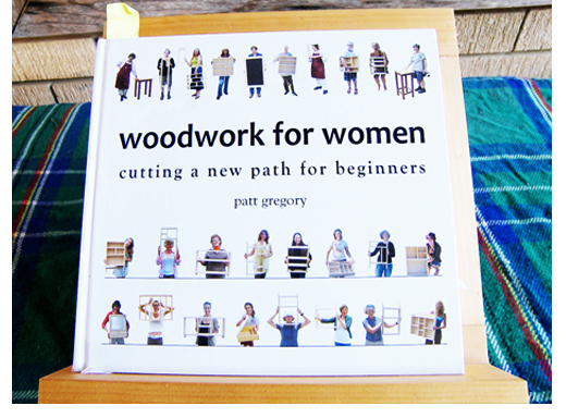 Woodwork for Women book