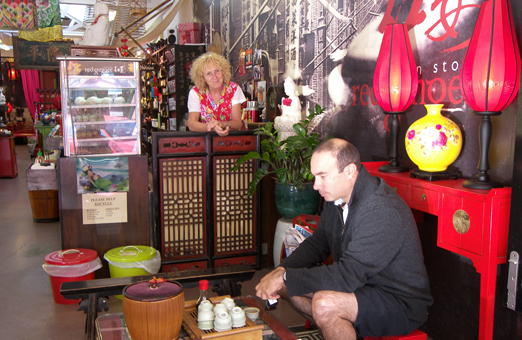 Red Ginger Store, Jonson St, Byron Bay