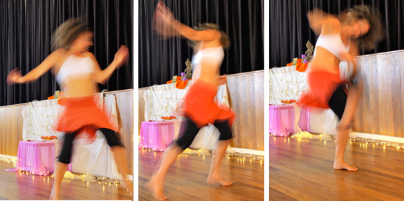 Deva dancing