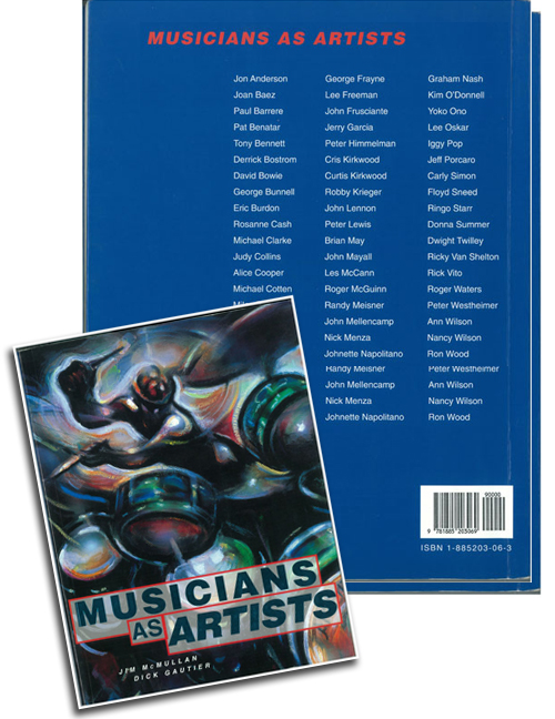Book - Musicians as Artists
