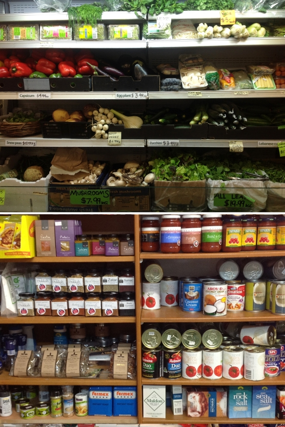 Some of the popular produce sold at Baz & Shaz's