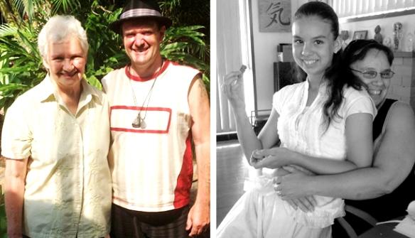 2 Family pics